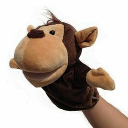 Gifts Hand Puppet Cute Monkey Dog Children Classic Toy Puppet Puppet Animal