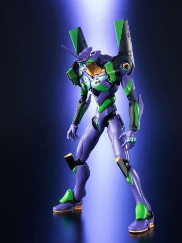 USED Tamashii Spec XS-03 Rebuild of Evangelion EVA-01 Bandai Japan