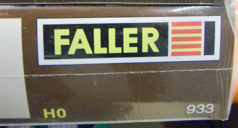 Venta barata 933 Faller h0 h0 h0 oficina postal Post Office kit 1 87 ho mercancía nueva OVP modeltrain diorama  a la venta