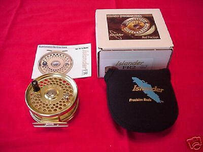 Islander  Fly Reel Model  FR3 Fly Reel GREAT NEW  the classic style