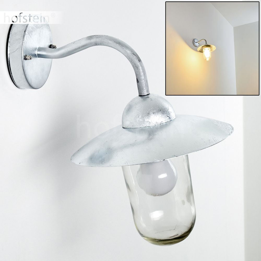 Applique moderne ampe murale Lampe de jardin Luminaire extérieur Lampe de balcon