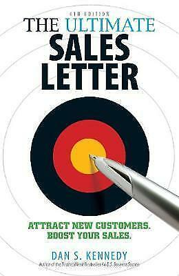 1 of 1 - The Ultimate Sales Letter: Attract New Customers. Boost your Sales. by Kennedy …