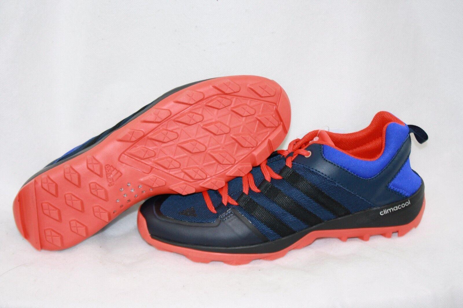 NEW Mens Sz 9 ADIDAS Daroga Plus Canvas B44330 Blue Trail Water Sneakers Shoes