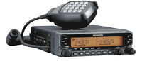 Kenwood Tm-v71a Vhf/uhf Hi Power Field Programmable Dual Band Two Way Radio