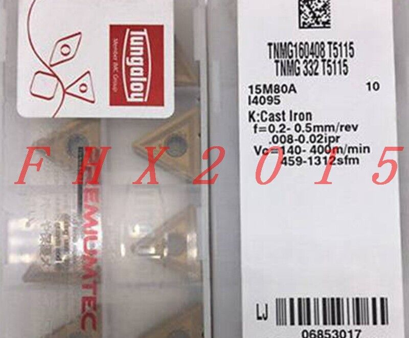 10PCS BOX NEW Toshiba CNC Blade TNMG160408 T5115
