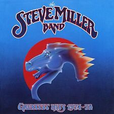 Greatest Hits 1974-78 by Steve Miller (Guitar)/Steve Miller Band (Guitar) (CD, Nov-1987, Capitol)