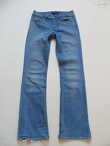 Levi's® Flare Bootcut Jeans Hose W 27 /L 34, TOP Waschung ! Hippie Style Denim !