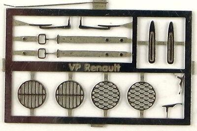 1//43e planche de photodécoupages modèle à identifier Le Mans 4
