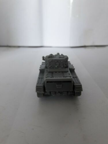 1//100 Scale Cromwell IV Tank Suitable for Flames of War 3d Printed