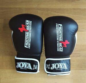 JOYA Leder Boxhandschuhe Gr. 14 oz  Kickboxen Boxen