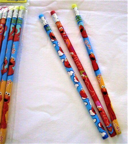 12 pcs Wooden Pencil Disney PIXAR Cartoon Character Authentic Licensed Supplies