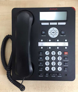 Avaya 1608-I IP phone for small and medium size business