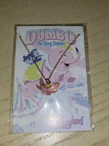 New-Disney-Parks-DUMBO-Flying-Elephant-Fantasyland-Necklace