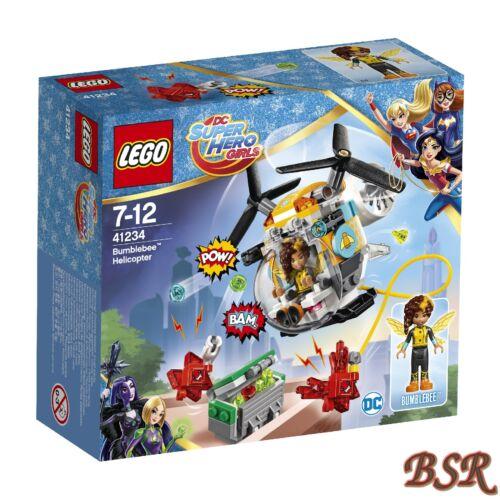 LEGO® DC Super Hero Girls NEU /& OVP ! 41234 Bumblebees™ Hubschrauber