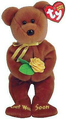 the Get Well Soon Bear Ty Beanie Baby BANDAGE