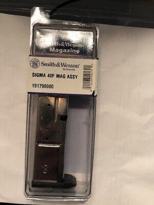 Smith /& Wesson SW40VE//SD40VE Sigma .40 S/&W 10-Round Magazine 191790000