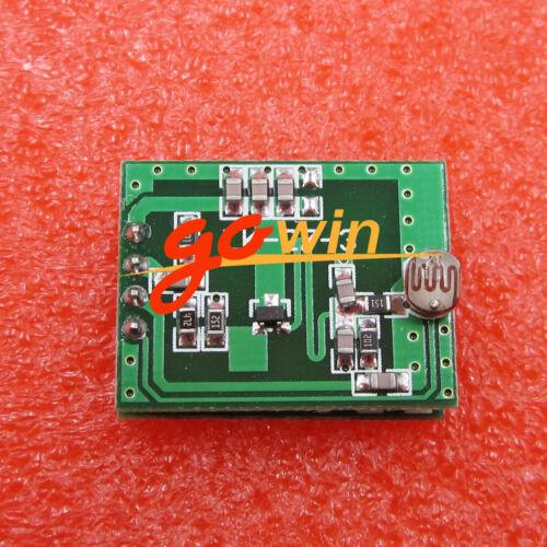 5PCS 8-24V 20A Precise Radar Sensor 2.7GHz Microwave Induction Module Sensor