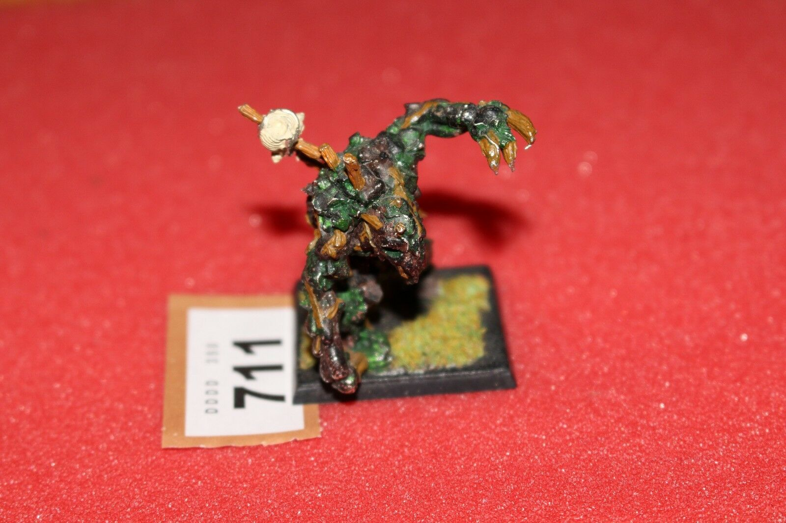 Games Workshop Warhammer Storm of Chaos Albion Fen Beast Painted Fenbeast Metal