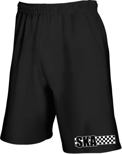 Ska Jam Short Black