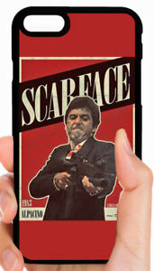 Juntsai Tony Montana Scarface Al Pacino Phone Case For ... |Scarface Phone Case