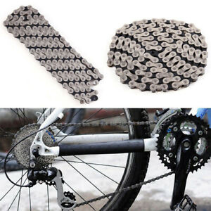 IG51-Acier-Bicyclette-Chaine-6-7-8-Vitesse-Vtt-Chaine-116-link-Accessoire-1PC