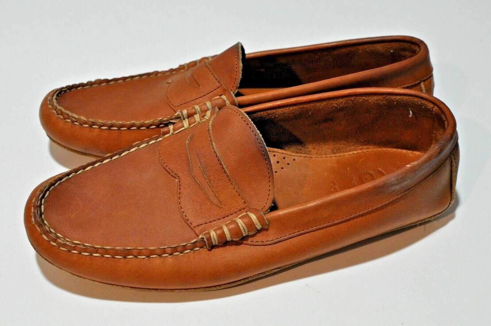 Allen Edmonds Daytona leather loafers Mens 11.5