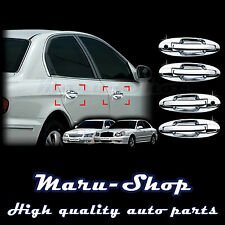 Chrome Door Handle Catch Cover Trim/12pcs for 01~06 Kia Optima/Magentis