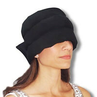 Ice Pack Hat Wrap For Migraine Headache Treatment Pain Relief Cooling Therapy