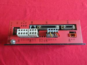 1pcs Used THK Servo Drive TD-045CE-200AC-G20S-1U-N