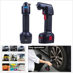 Portable-Air-Compressor-Digital-Pressure-Gauge-12V-Car-Auto-Tire-Inflator-Pump