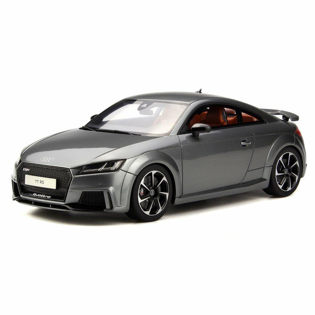 rivenditori online GT Spirit 1 18 Audi TT RS 2016 2016 2016 Mettuttiic grigio GT152  varie dimensioni
