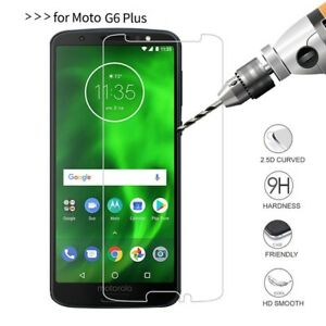 c36765af2 Genuine TEMPERED GLASS Screen Protector Cover for Motorola Moto G6 ...