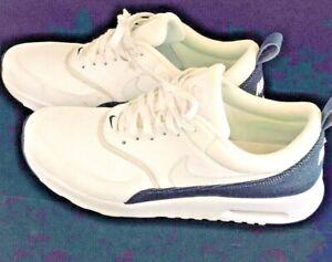 105 Donna Thea Max Prm Nike Bianche 616723 Air fgyb76Y
