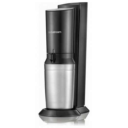 SodaStream Crystal 2.0 Titan wassersprudler sans cylindre umsteigerset