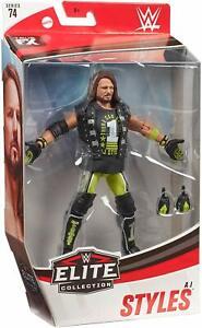 WWE-Elite-Collection-Series-74-AJ-Styles-Figure-BRAND-NEW
