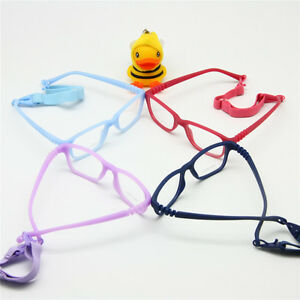 Eyeglass Frames Size 43 : No Screw Boy Girl Optical Glasses Frame,Bendable Children ...