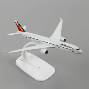 16cm-Aircraft-Plane-Toy-Gift-A-350-Air-Philippines-Airlines-Diecast-Model