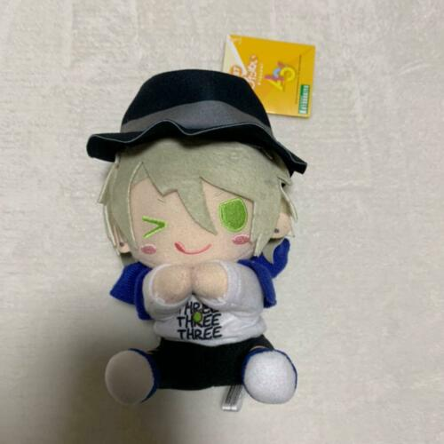 Act! Addict! Actors! Kazunari Miyoshi Pitanui stuffed toy 4.7-INCH A3!