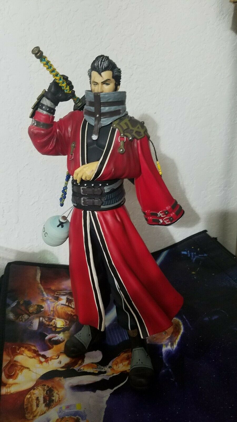 Final Fantasy X Auron Kotobukiya