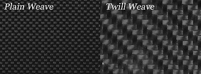 """100% Real Carbon Fiber Cloth / Plain Weave 36"""" X 40"""" 12k 8.9oz"""