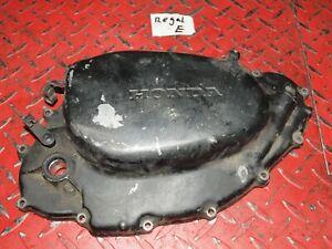 Motordeckel rechts Kupplungsdeckel  clutch Motor cover Honda XL 500 R PD02 - S