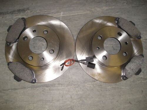 MK2 FORD KA 1.2 FRONT BRAKE DISCS AND PADS 2008 ONWARDS/>/>NEXT DAY DELIVERY