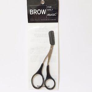 tonymoly eyebrow comb scissors 1ea 38478249225 ebay