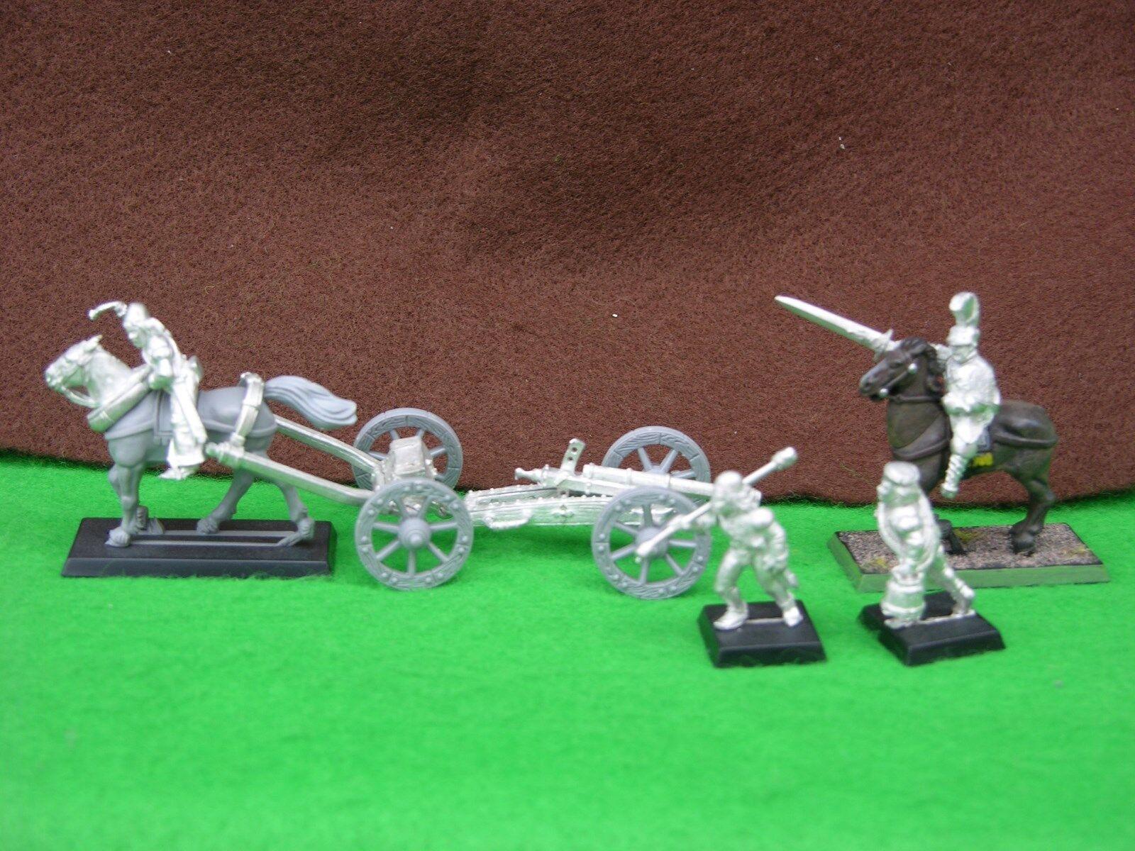 WARHAMMER DOGS OF WAR,REGIMENT OF RENOWN, RENOWN,   BRONZINO's GALLOPER GUN