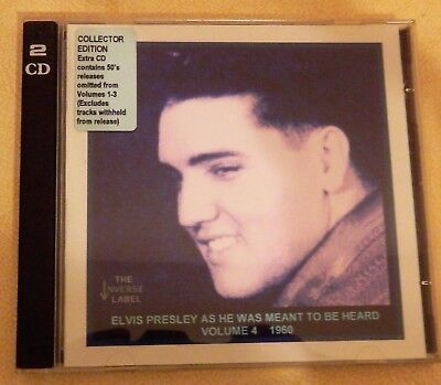 elvis presley cd +free ones
