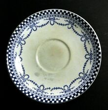 Antique Saucer Morfenix Ware Hanley Zenith c.1890 Extremely Rare