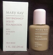 Mary Kay Day Radiance Liquid Foundation 1 Fl. Oz. - True Beige