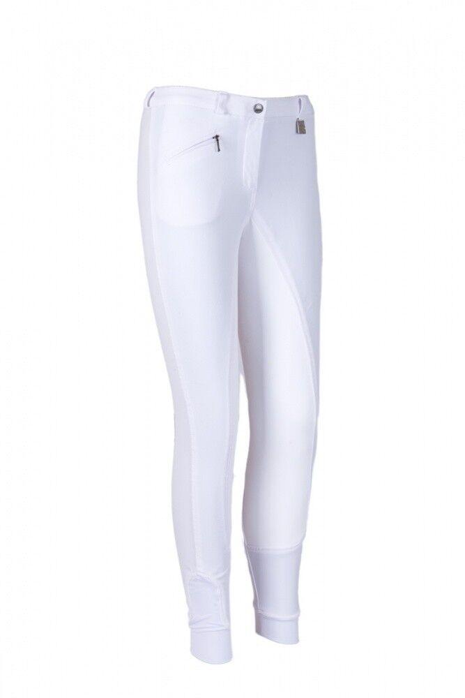 Donna Pantaloni Montala Basic Alos 34 guarnizione in HKM BIANCOBianco Nuovo