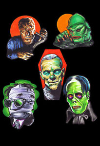 Universal-Monsters-Classic-Halloween-Wall-Decor-Set-Series-1-141TT01