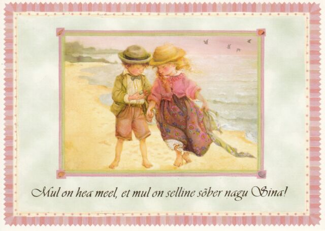 New single card by Lisi Martin, 100 % original cards